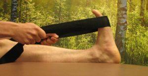 Leczenie ostrogi piętowej